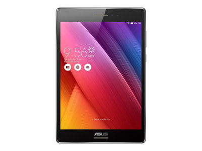 "ASUS ZenPad S 8.0 Z580CA - Tablet - Android 5.0 (Lollipop) - 32 GB eMMC - 8"" IPS (2048 x 1536) - microSD slot - black"