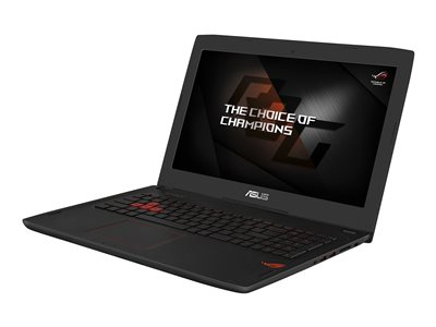 "ASUS ROG GL502VY DS71 - Core i7 6700HQ / 2.6 GHz - Windows 10 Home - 16 GB RAM - 128 GB SSD + 1 TB HDD - 15.6"" IPS 1920 x 1080 (Full HD) - GF GTX 980M - Wi-Fi"