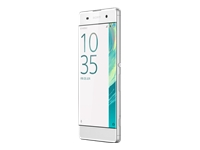 Sony XPERIA XA dual - F3112 - blanc - 4G LTE - 16 Go - GSM - smartphone Android