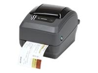 Zebra G-Series GX430t - imprimante d'étiquettes - monochrome - transfert thermique / thermique direct
