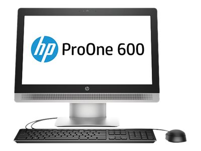 HP ProOne 600 G2 - Core i5 6500 3.2 GHz - 4 GB - 500 GB - LED 21.5