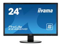 """Iiyama ProLite E2482HD - écran LED - 24"""""""