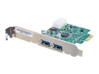 Tarjeta Pci express puertos Usb 3.0 C2G