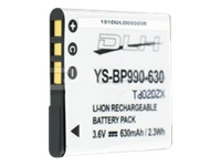 DLH Energy Batteries compatibles YS-BP990-630