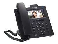 Panasonic KX-HDV430 - Vídeoteléfono IP - interfaz Bluetooth