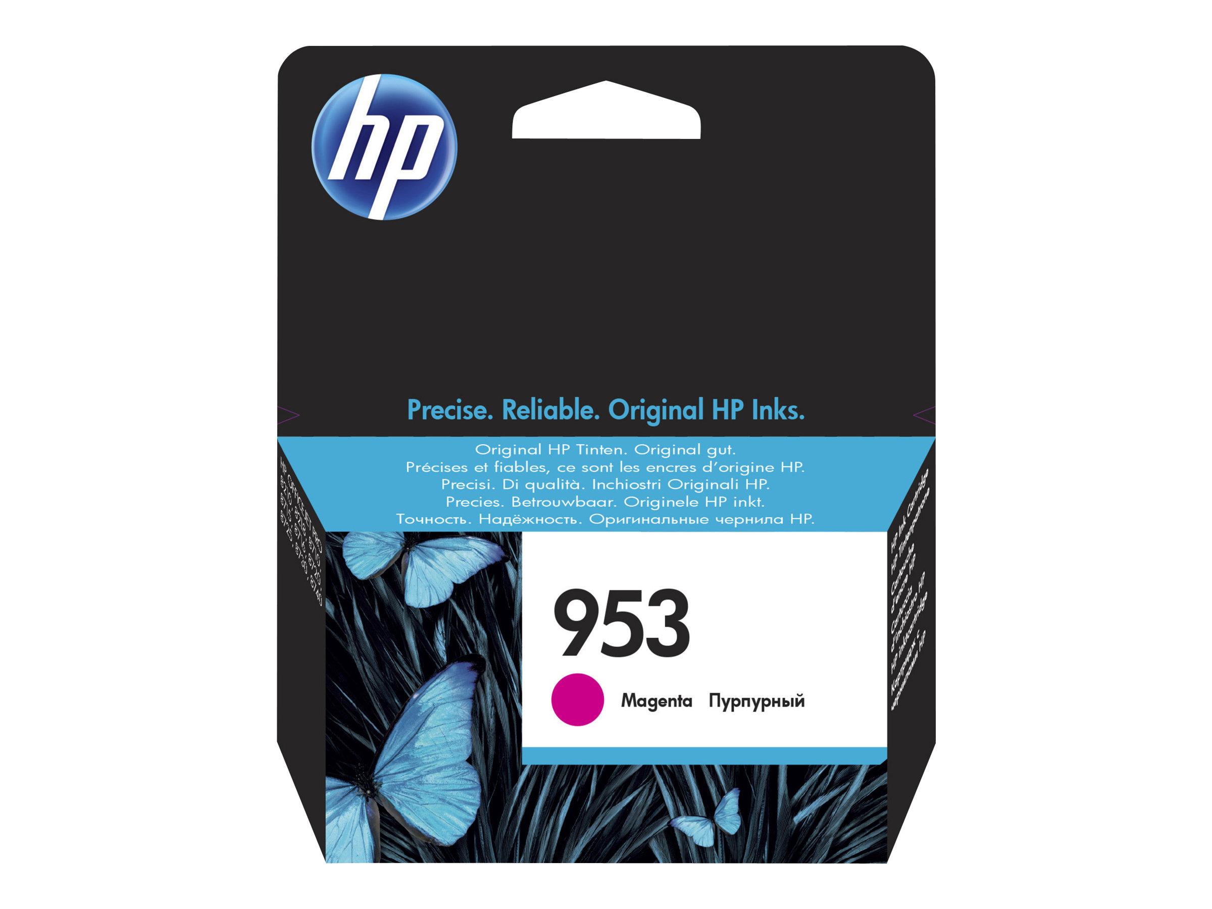 HP 953 - magenta - originale - cartouche d'encre