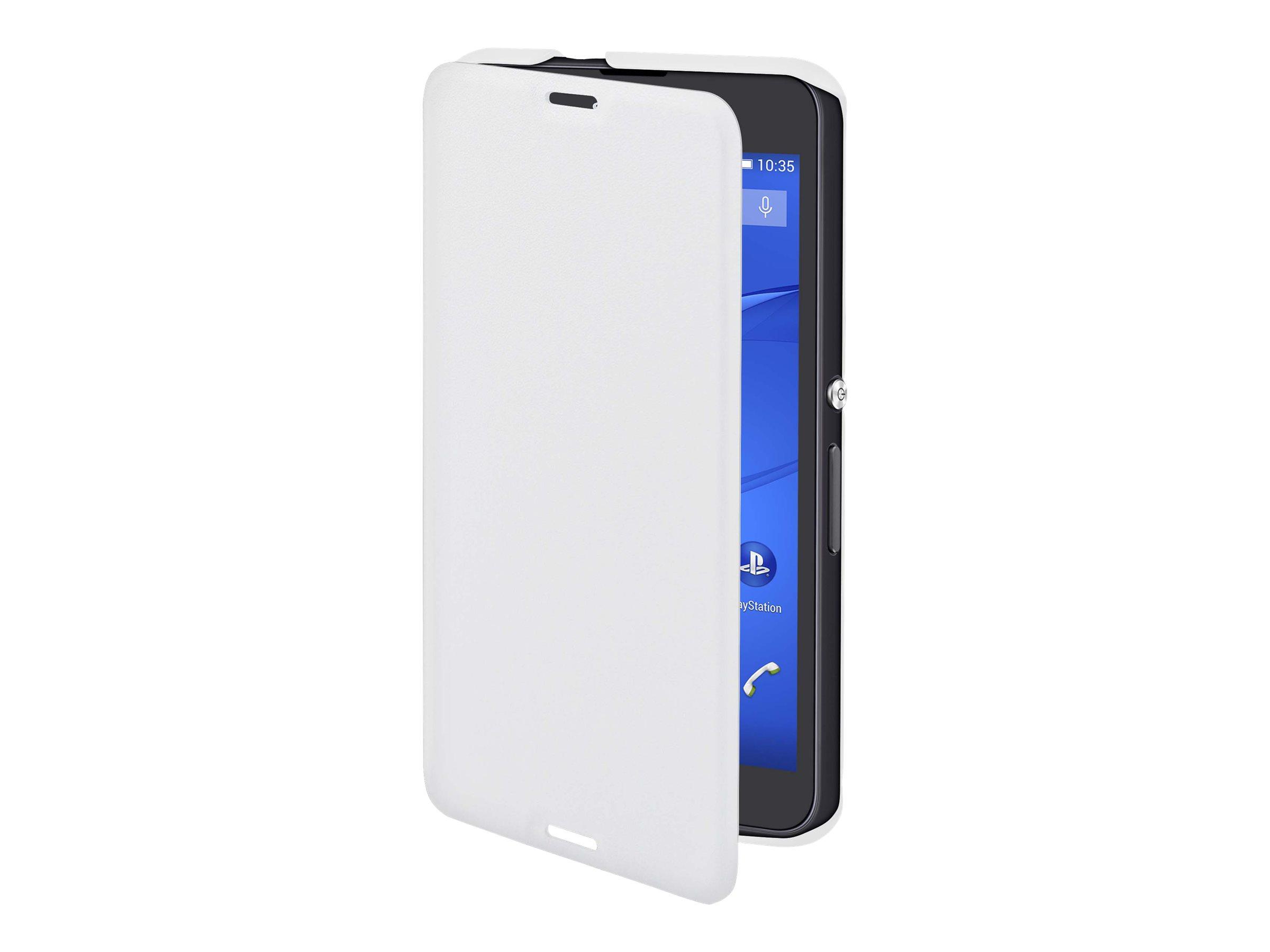 Muvit MFX easy folio protection à rabat pour téléphone portable