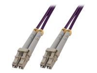 MCL Samar Cables et cordons réseaux FJOM4/LCLC-15M