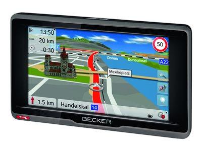 Becker Ready .5 EU - GPS navigace - automobil 5 palec