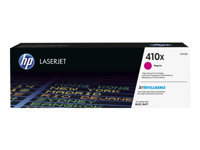 HP 410X - High Yield - magenta - original - LaserJet - toner cartridge (CF413X) - for Color LaserJet Pro M452, MFP M377, MFP M477
