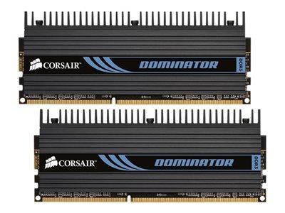 Kit 2xDimm 4GB DDR3 1600Mhz Corsair Dominator