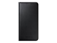 Samsung Flip Wallet EF-WJ500 Flipomslag til mobiltelefon sort