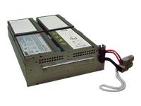 APC Replacement Battery Cartridge #132 - batterie d'onduleur - Acide de plomb