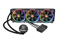 Thermaltake Water 3.0 Riing RGB 360 - Liquid cooling system - (LGA1156 Socket, Socket AM2, Socket AM2+, LGA1366 Socket, Socket AM3, LGA1155 Socket, Socket AM3+, LGA2011 Socket, Socket FM1, Socket FM2, LGA1150 Socket, LGA2011-3 Socket, LGA1151 Socket)