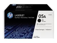 HP Cartouches Laser CE505D