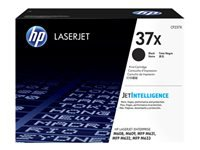 HP 37X - High Yield - black - original - LaserJet - toner cartridge (CF237X) US government - for LaserJet Enterprise M608, M609, MFP M633; LaserJet Enterprise Flow MFP M633