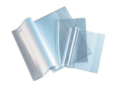 ELBA CRISTAL STANDARD - Protège cahier - A5 - 148 x 210 mm - blanc cristal