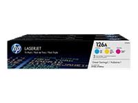 HP Cartouches Laser CF341A
