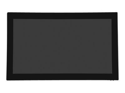 "Mimo Adapt-IQ MCT-156QDS-POE - Tablet - Android 4.4 (KitKat) - 8 GB eMMC - 15.6"" (1366 x 768) - USB host - SD slot - black"