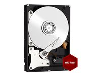 "DD Int SATA3 2 TB WDC 3.5"" RED WD20EFRX p/NAS 64MB INTELLIPOWER"