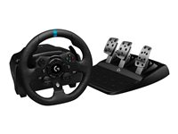 Logitech G923 - Wheel and pedals set - wired