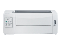 Lexmark Forms Printer 2590+ - imprimante - monochrome - matricielle