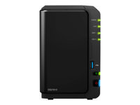 Synology Disk Station DS216+II NAS-server 2 bays