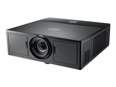 Dell Advanced Projector 7760 - DLP projector - 3D - 5400 lumens - Full HD (1920 x 1080) - 16:9 - HD 1080p - LAN