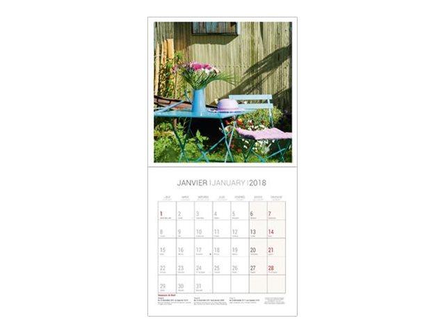 CBG Mon jardin - agenda illustré
