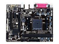 Mboard GBT A68H FM2+/FM2 2DIMM/HDMI/D-SUB/P-S-PORT/M-ATX