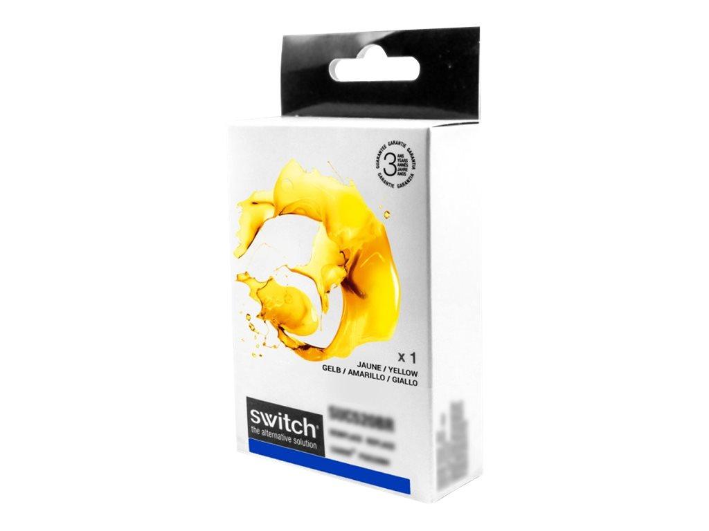 SWITCH - jaune - remanufacturé - cartouche d'encre (équivalent à : Epson T2714)