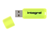 Integral Europe Cl�s USB INFD8GBNEONYL