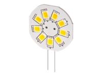 goobay Lysmodul LED G4 1.5 W (tilsvarende 15 W) varmt hvidt lys 2800 K