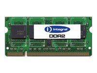 Integral, 4GB, DDR2, 800MHz, CL6, SODIMM