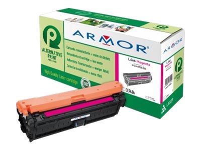 Armor K15585 - magenta - cartouche de toner (équivalent à : HP CE743A )