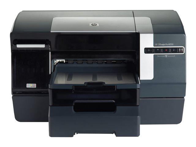 Image of HP Officejet Pro K550dtn - printer - colour - ink-jet