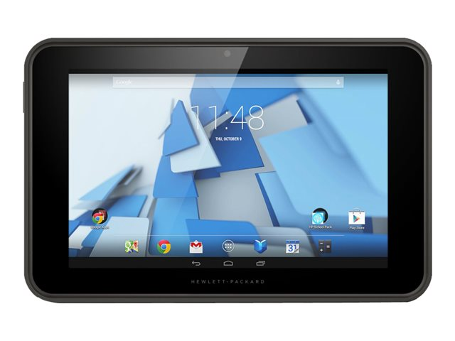 """Image of HP Pro Slate 10 EE G1 - tablet - Android 4.4.4 (KitKat) - 32 GB - 10.1"""" - 3G - no service included"""