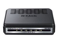 D-Link DES 1005A - Switch - unmanaged
