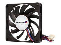 STARTECH - COMPUTER PARTS StarTech.com Replacement 70mm TX3 Dual Ball Bearing CPU Cooler FanFAN7X10TX3