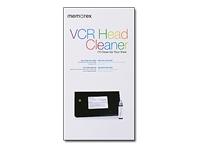 Memorex VCR Head Cleaner