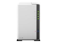Synology Disk Station DS218j NAS-server 2 bays SATA 6Gb/s