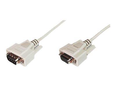 ASSMANN cable alargador de puerto serie - 2 m