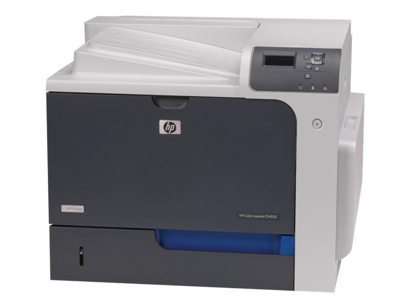 HP Color LaserJet Enterprise CP4025n - imprimante - couleur - laser