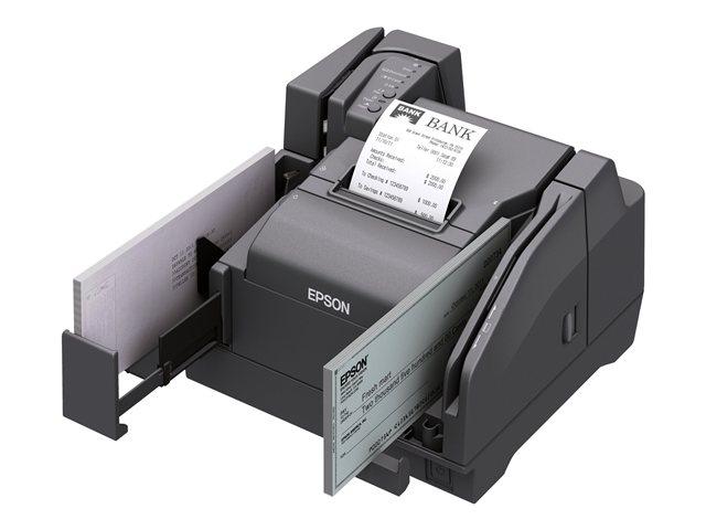 Image of Epson TM S9000MJ 110DPM - receipt printer - monochrome - thermal line / ink-jet