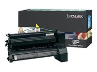 Lexmark Cartouches toner laser C780A1YG