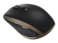 Mouse LOG Anywhere2 BTx3 Recarga Laser 6 Btns Win/Mac/Andro