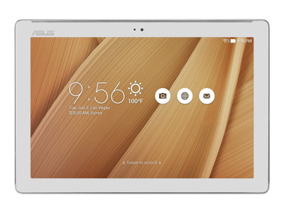 "ASUS ZenPad 10 Z300M - Tablet - Android 6.0 (Marshmallow) - 16 GB - 10.1"" IPS (1280 x 800) - microSD slot - rose gold"