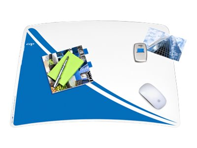 CEP Gloss sous-main avec rabat transparent