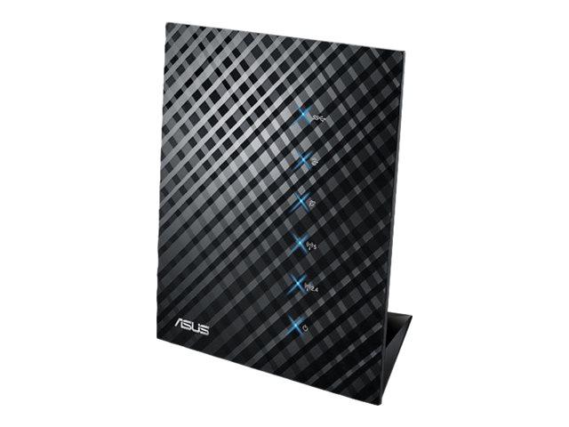 Image of ASUS RT-N65U - wireless router - 802.11a/b/g/n - desktop