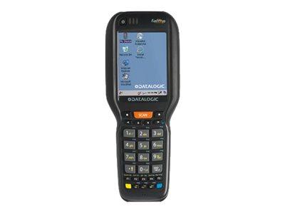 "Datalogic Falcon X3+ - Data collection terminal - Win CE 6.0 Pro - 1 GB - 3.5"" color TFT (320 x 240) - rear camera - barcode reader - (laser) - USB host - microSD slot - Wi-Fi, Bluetooth"